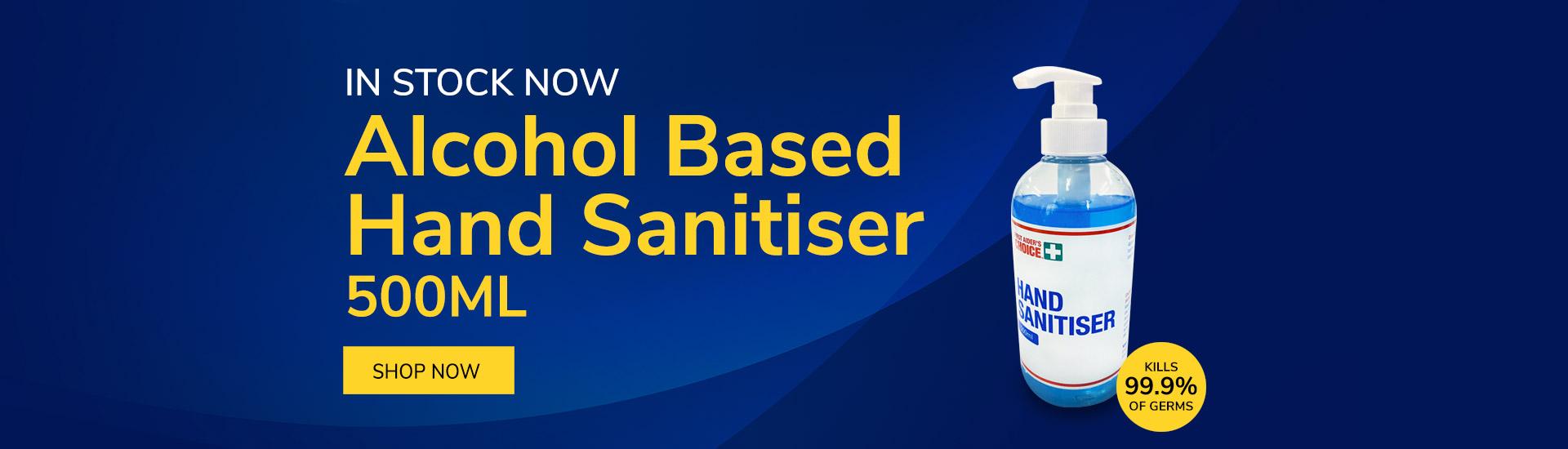 Hand Sanitiser - ID Warehouse