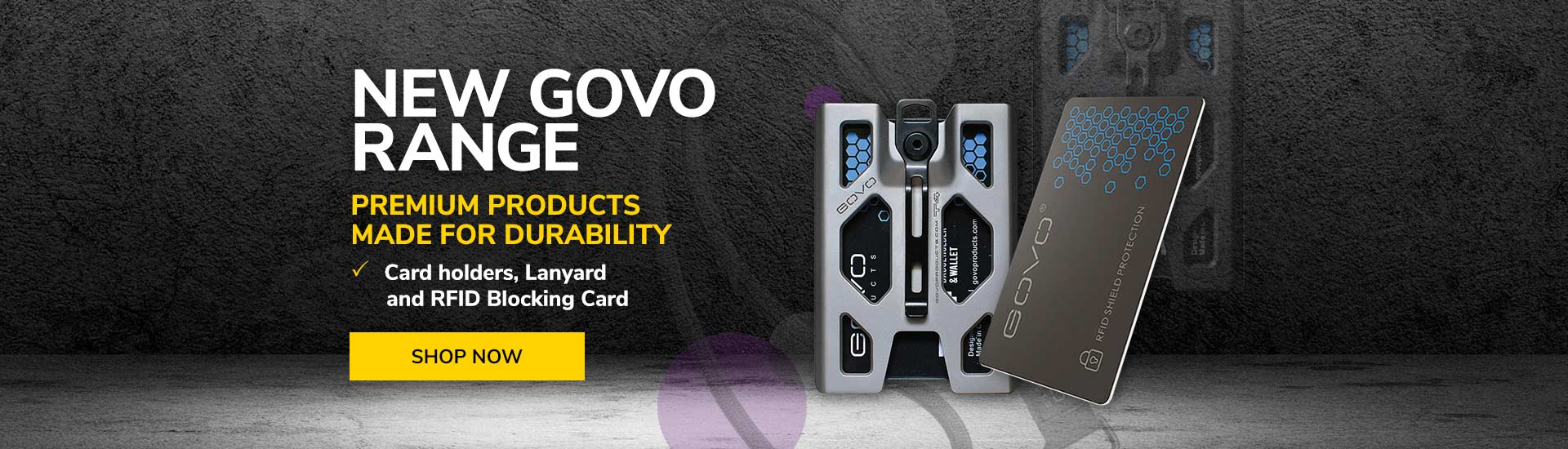 New GOVO Products - ID Warehouse