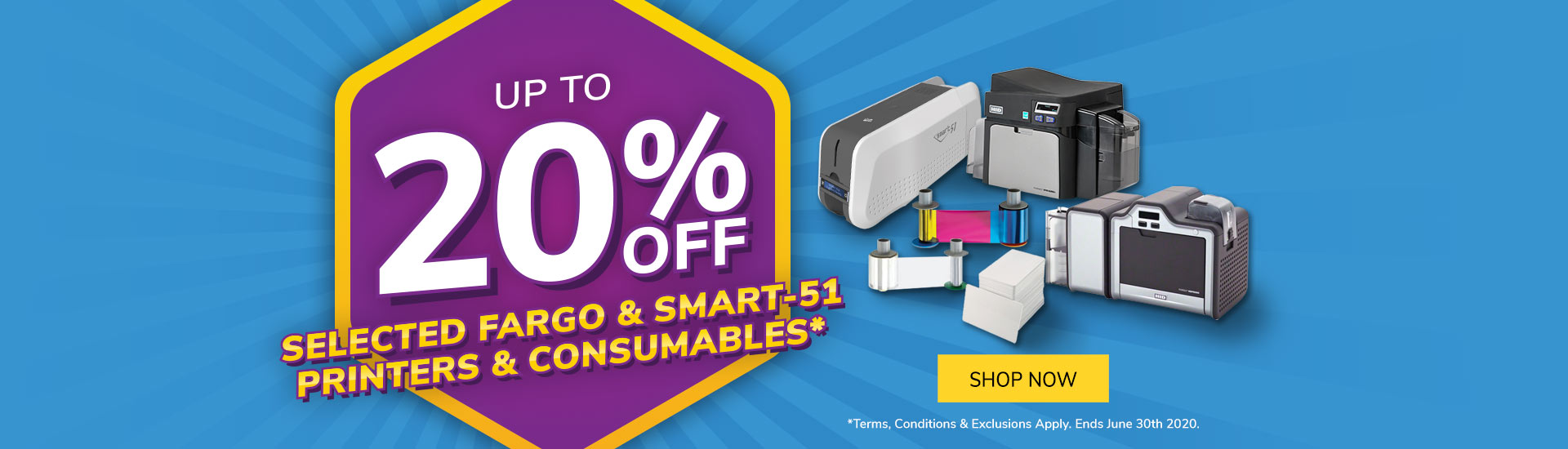 Printer and Print Consumables Promotion - ID Warehouse