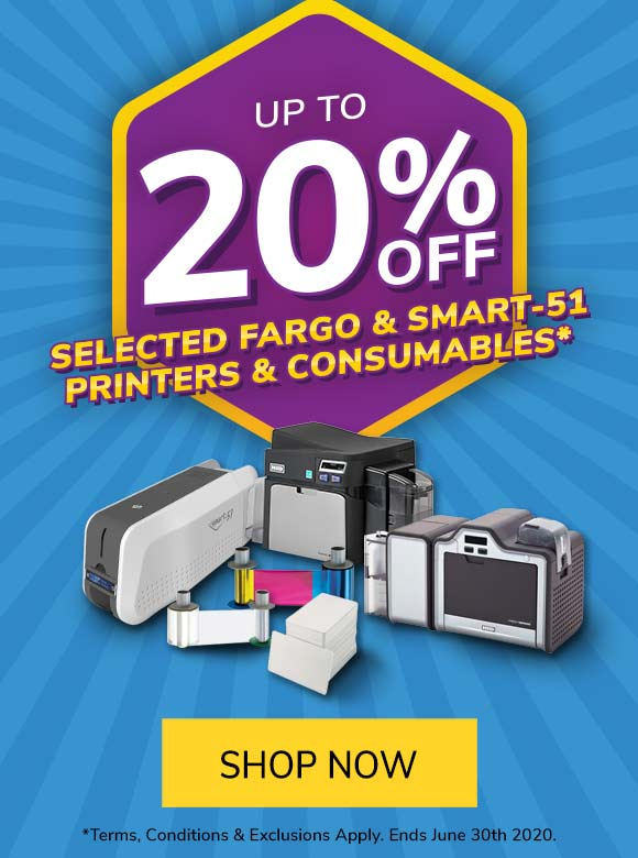 Printer & Print Consumables Promotion - ID Warehouse