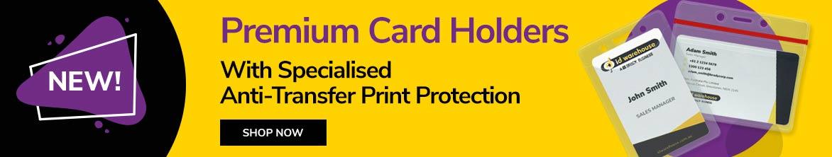 Premium Card Folder